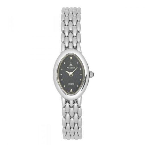 Astron női ékszer óra ezüst színű