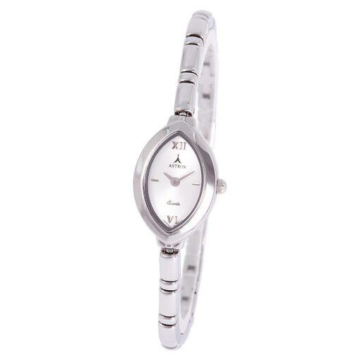 ASTRON 5192-7 női karóra, ezüst színű fém tok, ezüst színű fémcsat, ezüst színű számlap, keményített ásványüveg, quartz szerkezet, cseppmentes vízállóság